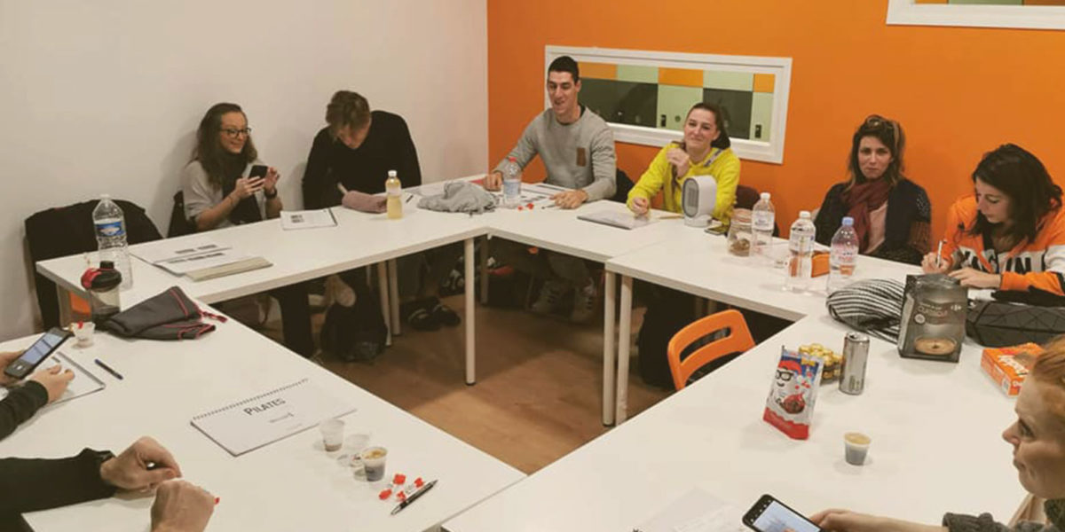 Learnandfit formation coach sportif 6 mois